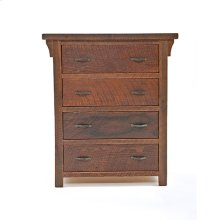Oak Haven - 4 Drawer Dresser