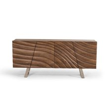 Modrest Finley Modern Walnut Buffet