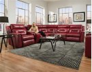 Ottoman with Casters Product Image