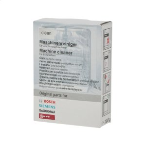 BoschDishwasher Cleaner (1 Box) 00311580