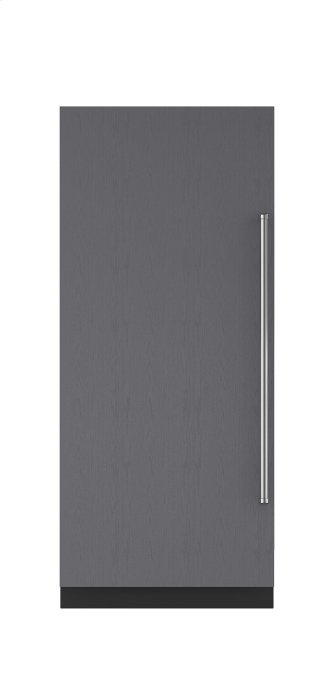 "36"" Designer Column Freezer with Ice Maker - Panel Ready"