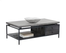 Norwood Coffee Table - Black
