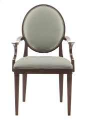 Haven Arm Chair in Haven Brunette (346) Product Image