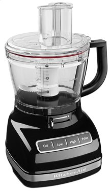 14-Cup Food Processor with Commercial-Style Dicing Kit - Onyx Black