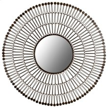 New Victoria Mirror - Coffee Bronze