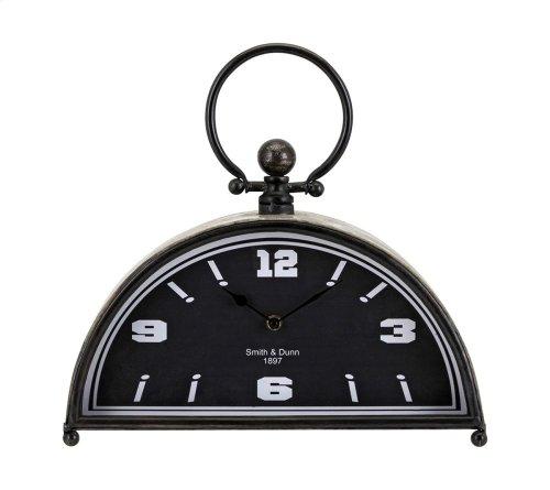 Chester Metal Clock