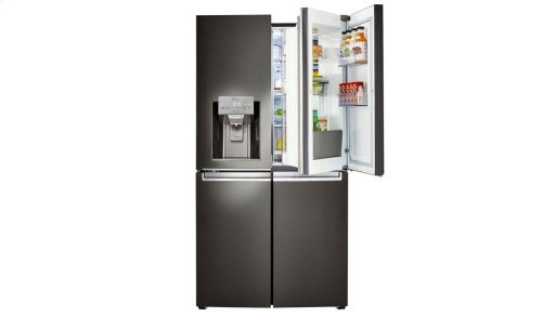 23 cu. ft. Smart wi-fi Enabled Door-in-Door® Counter-Depth Refrigerator