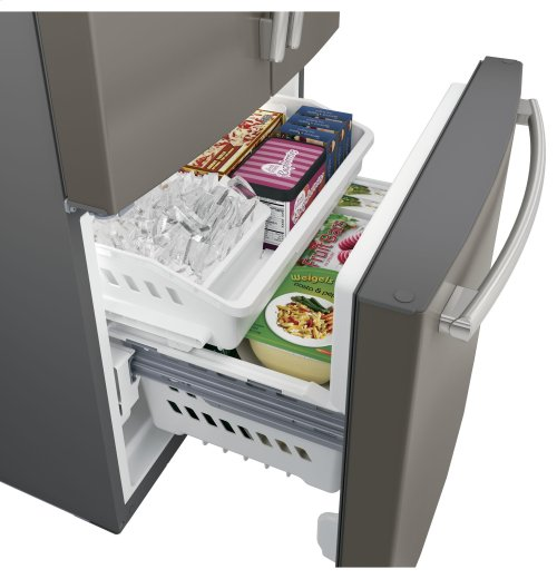GE® ENERGY STAR® 24.8 Cu. Ft. French-Door Refrigerator