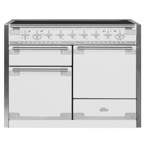 White AGA Elise Induction Range