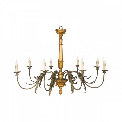 Barton Large Chandelier