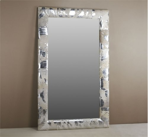 Aldo Metallic Hide Mirror