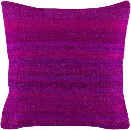 "Palu ALU-003 18"" x 18"" Pillow Shell with Down Insert"