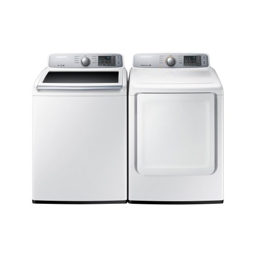 WA7000 5.2 cu.ft Top-Load Washer (White)