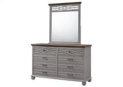 1059 Bellebrooke Dresser with Mirror