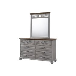1059 Bellebrooke Dresser with Mirror