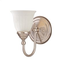 Brunswick Bath 1 Light Sconce