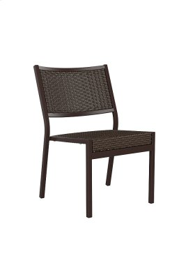 Cabana Club Woven Side Chair