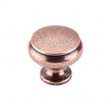 Cumberland Knob 1 1/4 Inch - Old English Copper