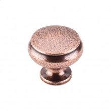 Cumberland Knob 1 1/4 Inch - Old English Copper