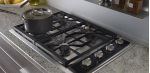 """30"""" Gas Cooktop (CT30G) - Classic Stainless"""