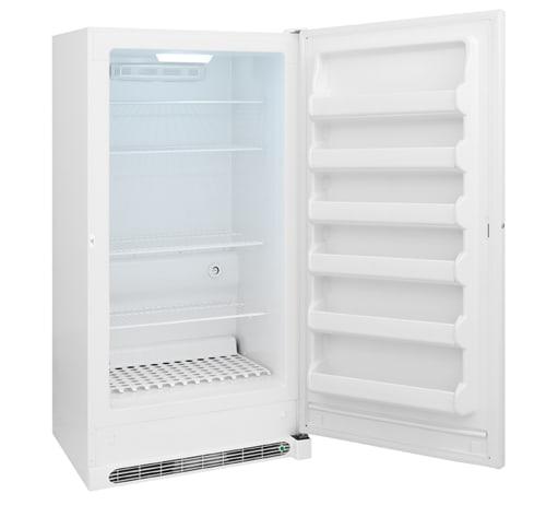 fffh20f2qw in by frigidaire in columbus, tx 20 2 cu ft uprightft upright freezer