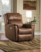 Shimmer Rocker Recliner with Power Headrest Product Image