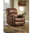 Leather Rocker Recliner (available in Fabric) Product Image