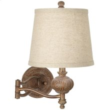 Grand Maison Swing Arm Wall Lamp