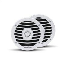 "Punch Marine 6.5"" Full Range Speakers - Luxury"