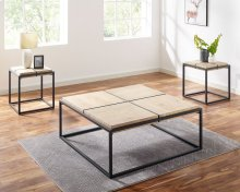 "Oaklee Coffee Table 48""x48""x20"""
