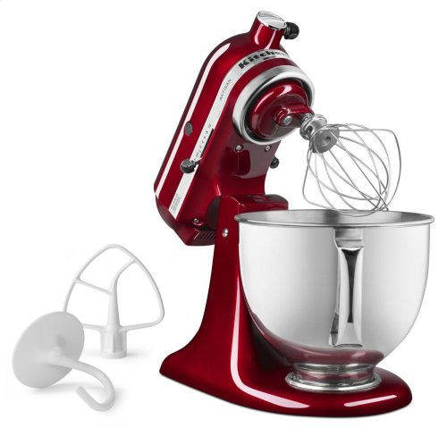 Artisan® Series 5 Quart Tilt-Head Stand Mixer - Grenadine
