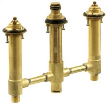 Rough Brass Roman Tub 10 Inch Rough-in Valve