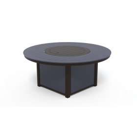 """MGP Top Fire Tables 54"""" Round MGP Top Fire Table"""