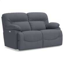 Asher PowerRecline La-Z-Time® Full Reclining Loveseat