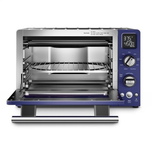 "KitchenAid® 12"" Convection Digital Countertop Oven - Cobalt Blue"