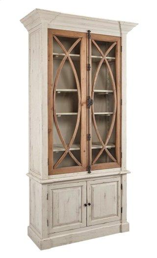 Grayson Fretwork Cabinet