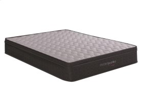 "12"" Queen Pocket Coil Mattress"