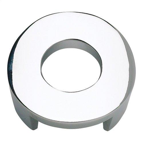 Centinel Round Knob 1 1/4 Inch (c-c) - Polished Chrome