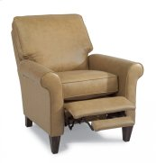 Westside Leather Power High-Leg Recliner