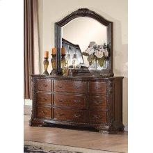 Maddison Traditional Nine-drawer Dresser