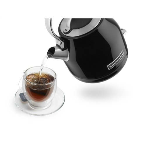 1.25 L Electric Kettle - Onyx Black