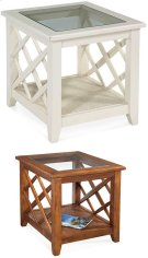 Cross Roads End Table Product Image