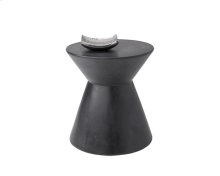 Astley End Table - Black