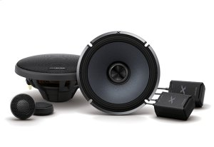 X-Series 6.5 Inch Component 2-Way Speakers