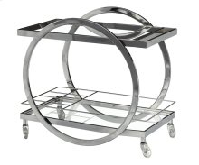 Albany Wine Server Cart