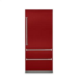 "VIKING36"" Fully Integrated Bottom-Freezer Refrigerator, Right Hinge/Left Handle"