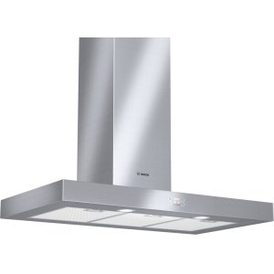 "Bosch36"" Wall Mount Chimney Hood 500 Series - Stainless Steel DKE9465MUC"