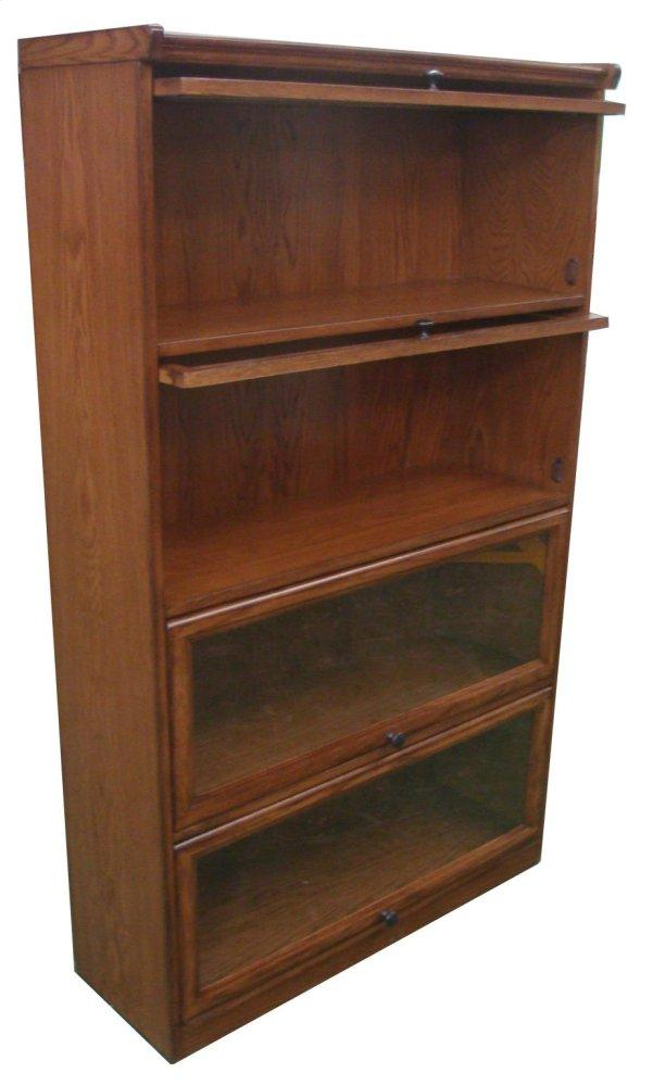 bookcases with doors and drawers. 4-Door Barrister Bookcase Hidden Bookcases With Doors And Drawers