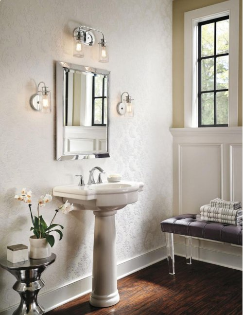Braelyn Collection Braelyn Wall Sconce 1 Light CLP
