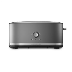 Kitchenaid4-Slice Long Slot Toaster with High Lift Lever - Contour Silver